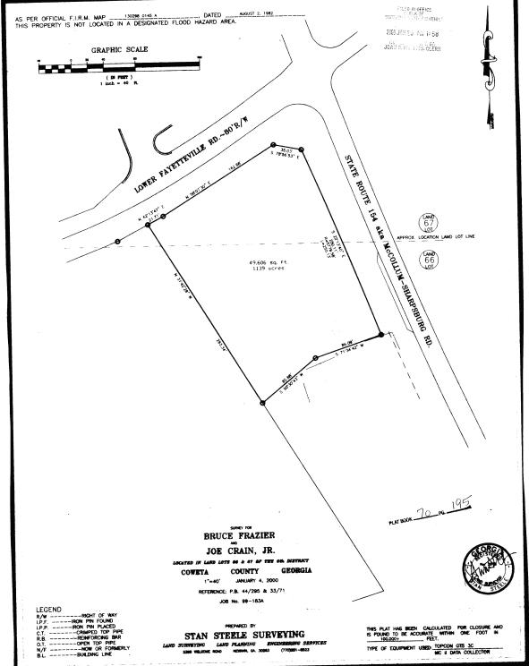 1790 Highway 154, Sharpsburg, GA 30277