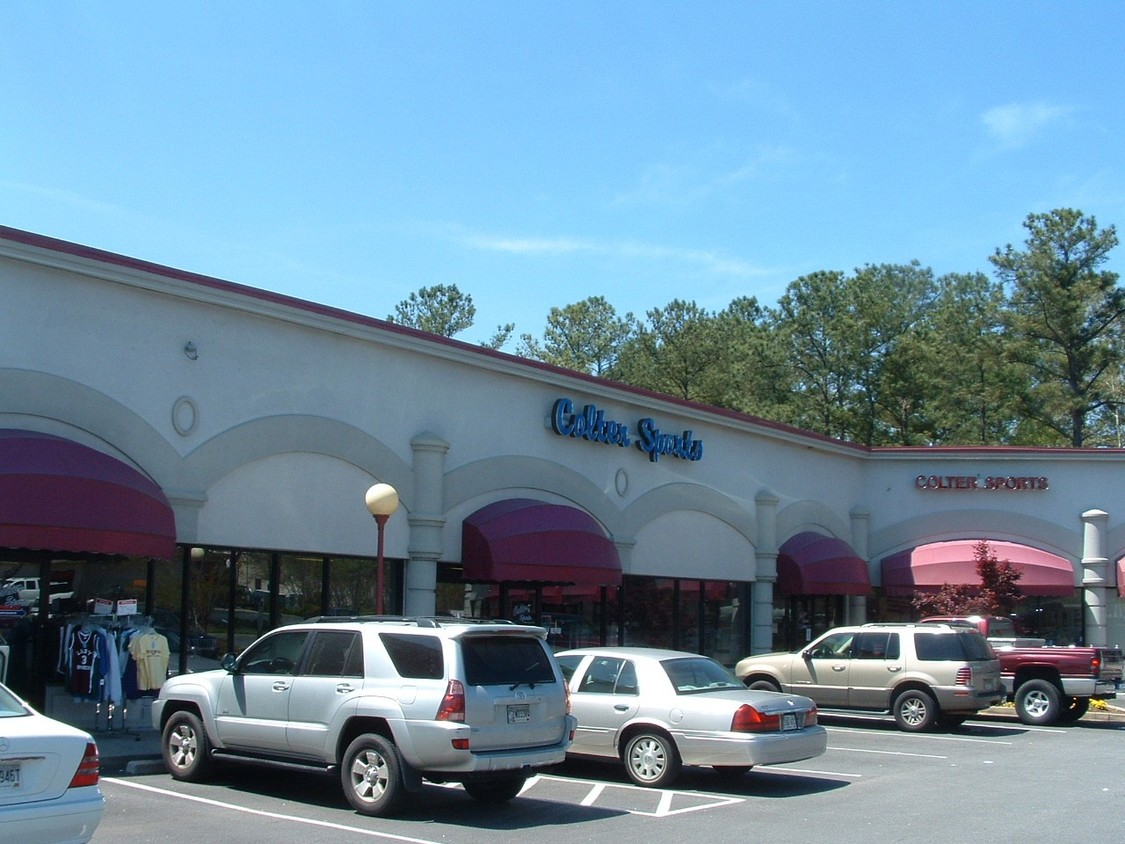 3035 Five Forks Trickum Rd SW - Five Forks Collection, Lilburn, GA - Retail