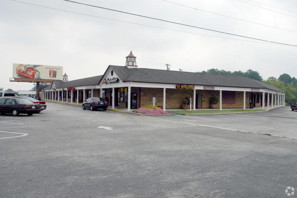 Rivercliff Shopping Center